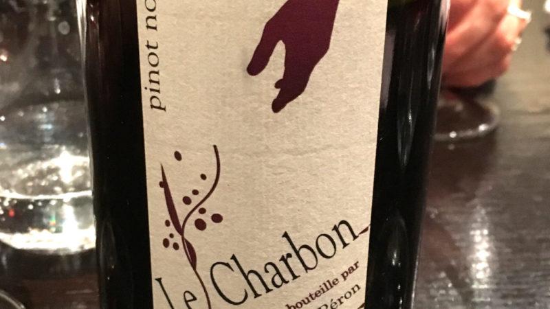 Jean-Yves Péron – Pinot Noir Le Charbon 2014