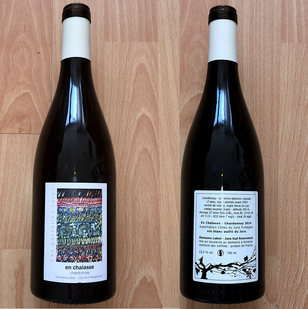 Chardonnay Jura Labet