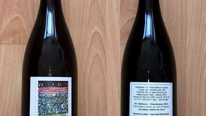 Domaine Labet – Chardonnay En Chalasse 2016