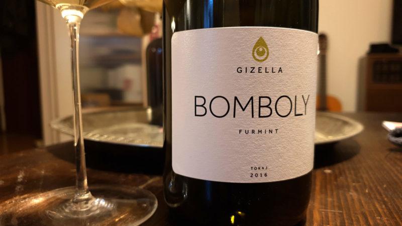 Gizella Pince – Bomboly Furmint 2016
