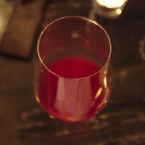 Wein ist nicht rassig