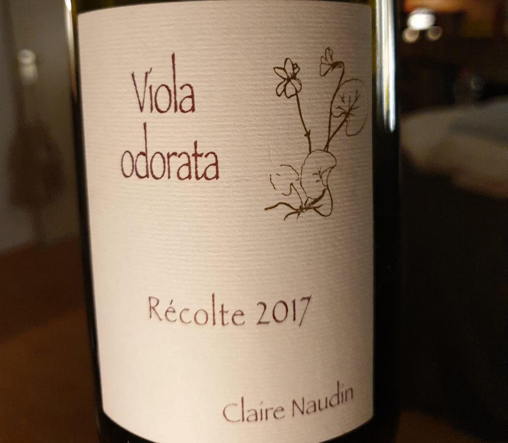Claire Naudin Pinot Noir