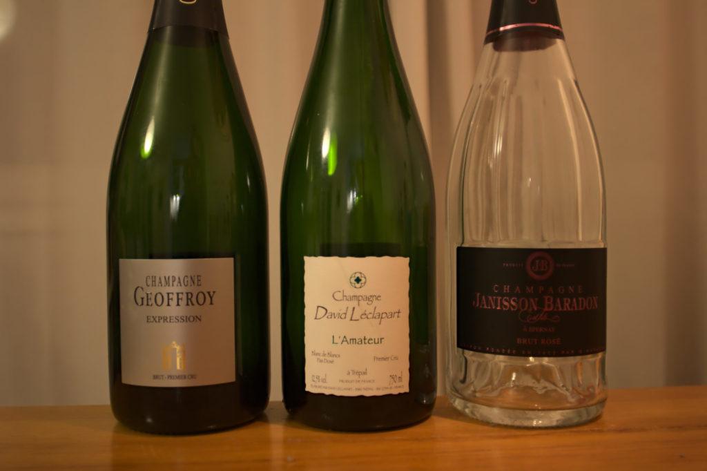 Leclapart Champagne Janisson-Baradon Geoffroy